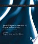 Socio Economic Insecurity in Emerging Economies