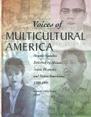 Voices of Multicultural America