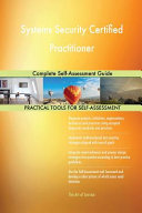 Systems Security Certified Practitioner Complete Self Assessment Guide