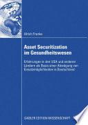 Asset Securitization im Gesundheitswesen