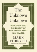 download ebook the unknown unknown pdf epub