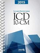 ICD 10 CM 2015