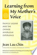 Learning from My Mother s Voice