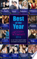 The Best Of The Year   Modern Romance 2016  The Italian Titans  Book 1