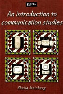 An Introduction to Communication Studies Theories On Cornmunication Studies By