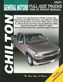 General Motors Full Size Trucks Repair Manual