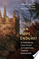 Can Hope Endure