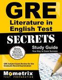 GRE Literature in English Test Secrets Study Guide