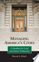 Managing America   s Cities