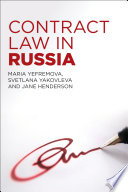 Contract Law in Russia