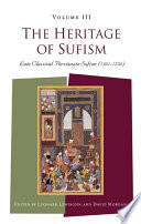 The Heritage of Sufism (Volume 3)