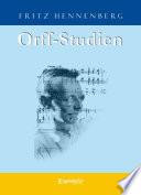 Orff-Studien
