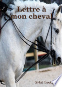 illustration Lettre à mon cheval