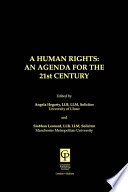 Human Rights  21st Century