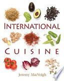 illustration International Cuisine