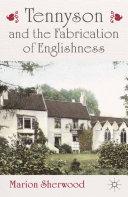 download ebook tennyson and the fabrication of englishness pdf epub