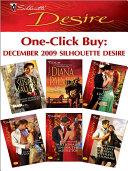 One-Click Buy: December 2009 Silhouette Desire Book