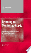 Learning to Mentor as Praxis