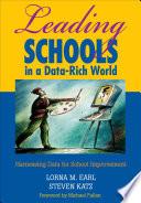 Leading Schools In A Data Rich World
