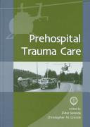Prehospital Trauma Care Book PDF