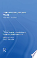 A Nuclear weapon free World Book PDF