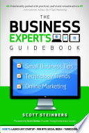 Business Expert s Guidebook  Small Business Tips  Technology Trends and Online Marketing