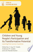 Children And Young People S Participation And Its Transformative Potential