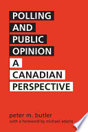 Polling And Public Opinion