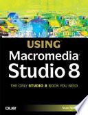Special Edition Using Macromedia Studio 8