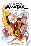 Avatar The Last Airbender The Search Omnibus