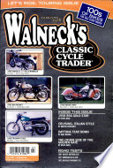 WALNECK S CLASSIC CYCLE TRADER  JULY 2003