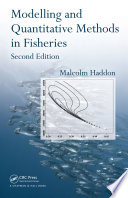 Modelling and Quantitative Methods in Fisheries  Second Edition
