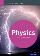 Physics  IB Study Guide