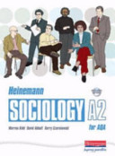 Heinemann Sociology for AQA.