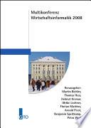 Multikonferenz Wirtschaftsinformatik 2008