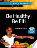 14184  SR CL Be Healthy  Be Fit  Teacher s Guide Book
