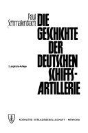 Die Geschichte der deutschen Schiffsartillerie