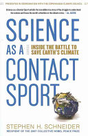 Science As A Contact Sport : which he navigates both the turbulent...
