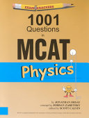 One Thousand and One Questions in MCAT Physics