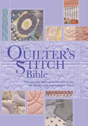The Quilter's Stitch Bible