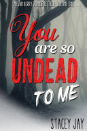download ebook you are so undead to me pdf epub