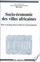 Socio-économie des villes africaines