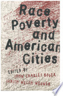 Race  Poverty  and American Cities