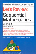 Sequential Mathematics  Course Three