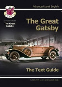 A Level English Text Guide - The Great Gatsby