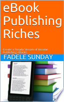 eBook Publishing Riches