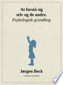 At forst   sig selv og andre  Psykologi grundbog