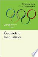 Geometric Inequalities