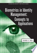 Biometrics in Identity Management