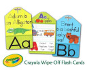 Crayola Number Flash Cards